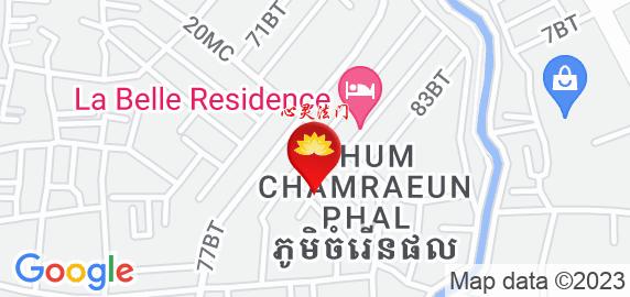 柬埔寨「心灵法门」观音堂