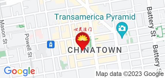 Guan Yin Citta San Francisco Chinatown Branch