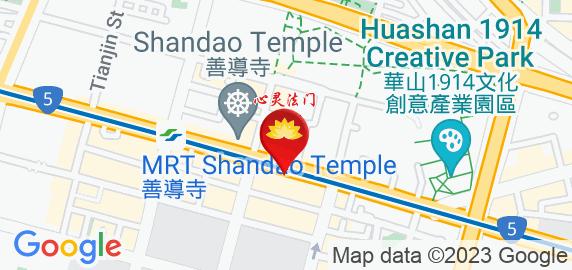 「心靈法門」台北觀音堂