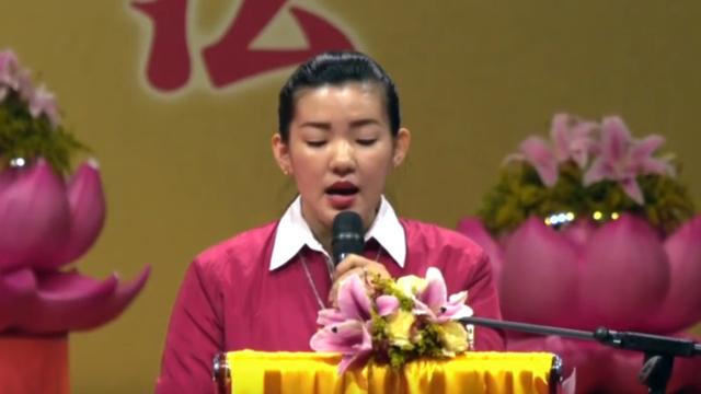 Setelah belajar Xin Ling Fa Men, anaknya mulai bisa berbicara dan sakit maagnya sembuh total